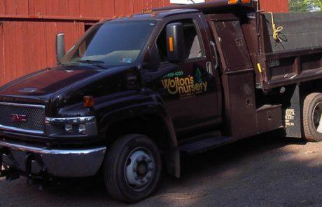 Wojton Nursery Truck